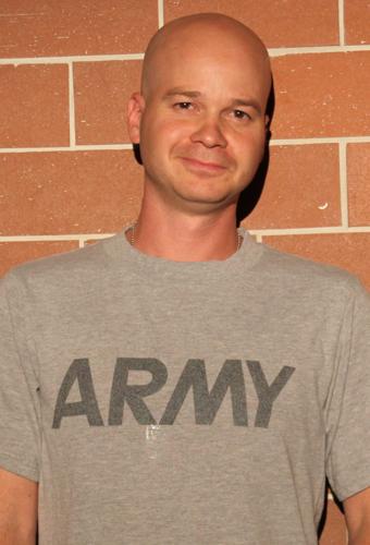 Benari Poulten MSR - US Army Reserve